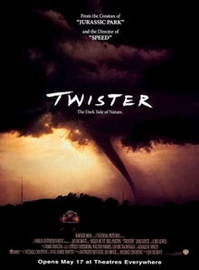 poster Twister (1996)