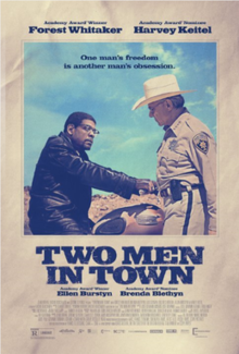 poster Two Men in Town (2014)