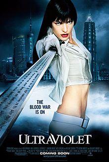 poster Ultraviolet (2006)