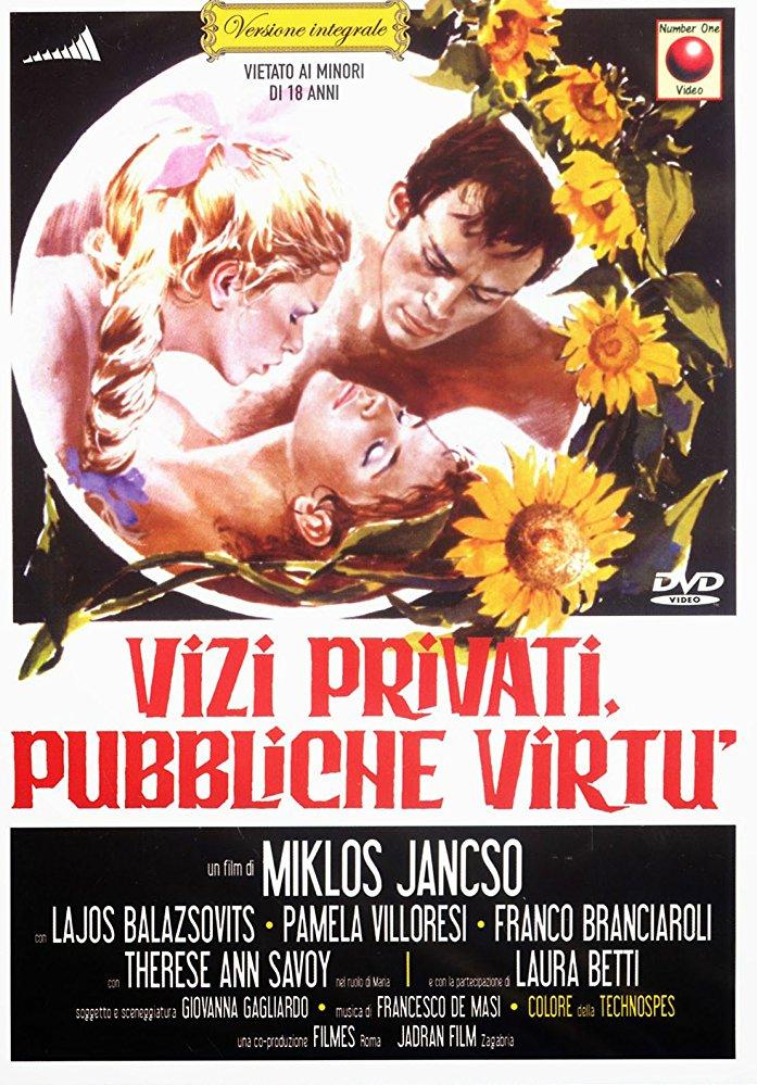 poster Vizi privati, pubbliche virtu (1976)
