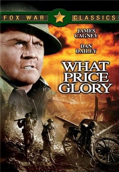 poster What Price Glory (1952)