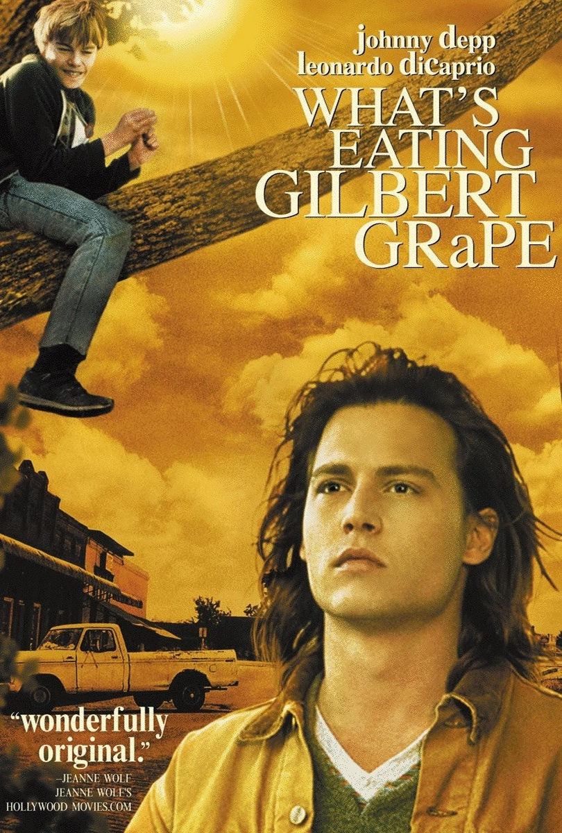 poster What's Eating Gilbert Grape (1993)
