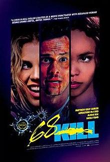 poster 68 Kill (2017)