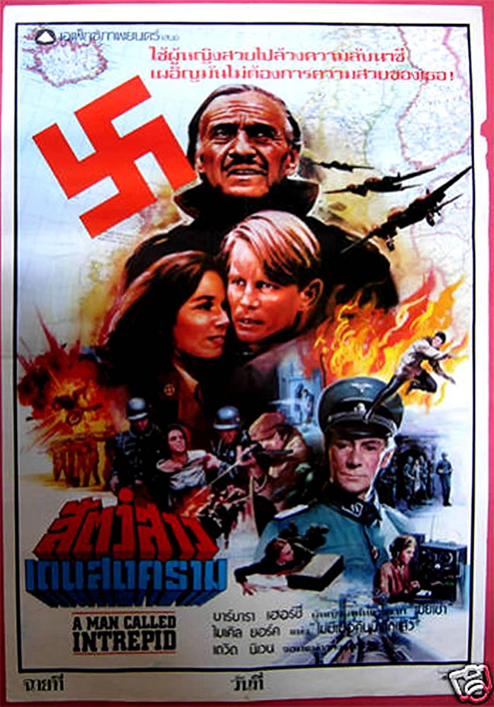 poster A Man Called Intrepid (TV Mini-Series 1979)