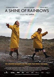 poster A Shine of Rainbows (2009)