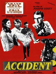 poster Accident (1967)