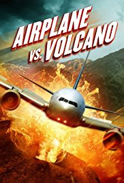 poster Airplane vs. Volcano (Video 2014)