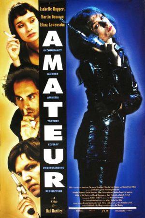 poster Amateur (1994)