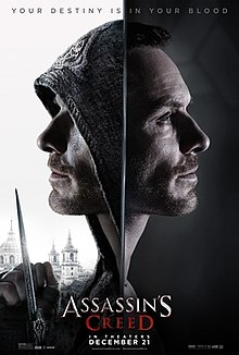 poster Assassin's Creed (2016)