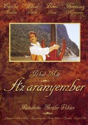 poster Az Aranyeinber (1962)