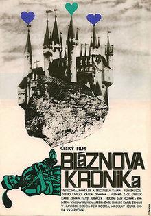 poster Blaznova Kronika (1964)