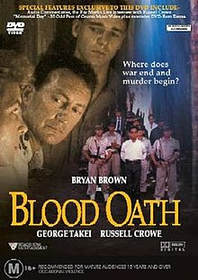 poster Blood Oath - Prisoners of the Sun (1990)