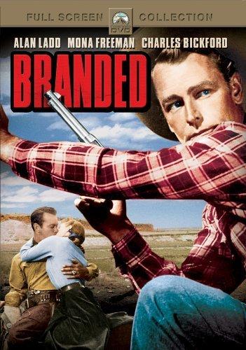 poster Branded (1950)