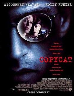 poster Copycat (1995)