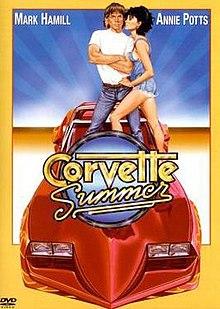 poster Corvette Summer (1978)