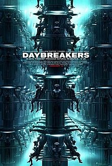 poster Daybreakers (2009)