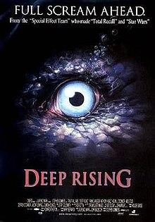 poster Deep Rising (1998)