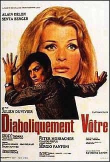 poster Diaboliquement votre (1967)