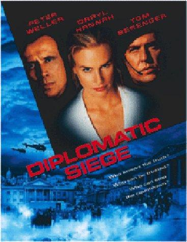 poster Diplomatic Siege (1999)