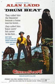 poster Drum Beat (1954)