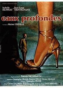 poster Eaux profondes (1981)