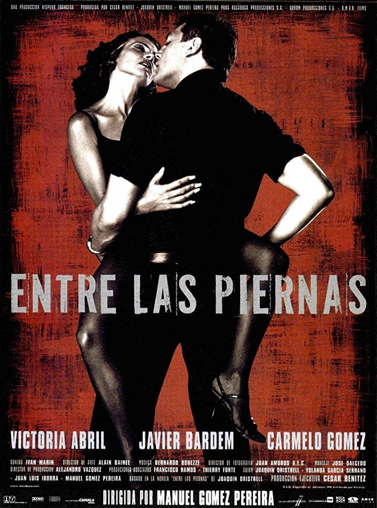 poster Entre las piernas (1999)
