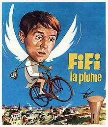poster Fifi la plume (1965)