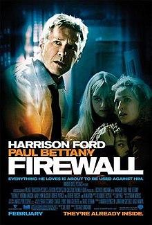 poster Firewall (2006)