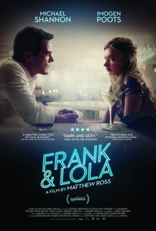 poster Frank & Lola (2016)