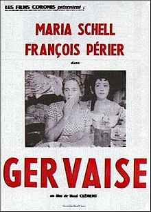 poster Gervaise (1956)