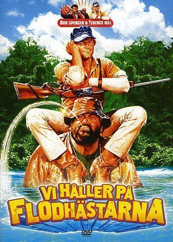 poster Io sto con gli ippopotami - I m for the Hippopotamus (1979)