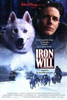 poster Iron Will (1994)