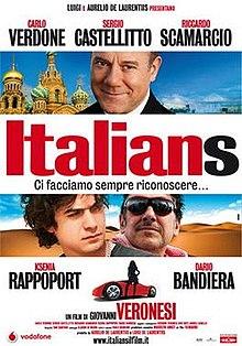 poster Italians (2009)