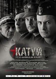 poster Katyn (2007)