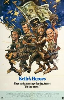 poster Kelly's Heroes (1970)
