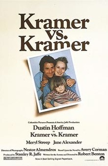 poster Kramer vs. Kramer (1979)