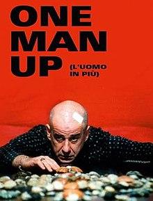 poster L uomo in piu (2001)