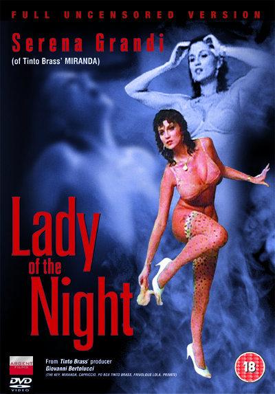 poster La signora della notte - Lady of the Night (1986)