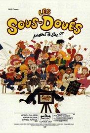 poster Les Sous Doues Passent Le Bac (1980)