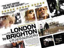 poster London to Brighton (2006)