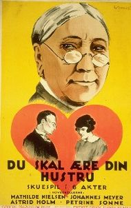 poster Master of the House (1925)
