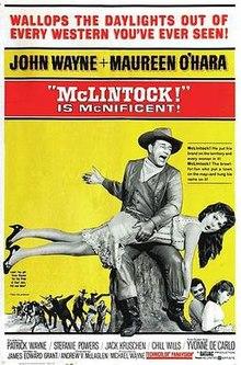 poster McLintock! (1963)