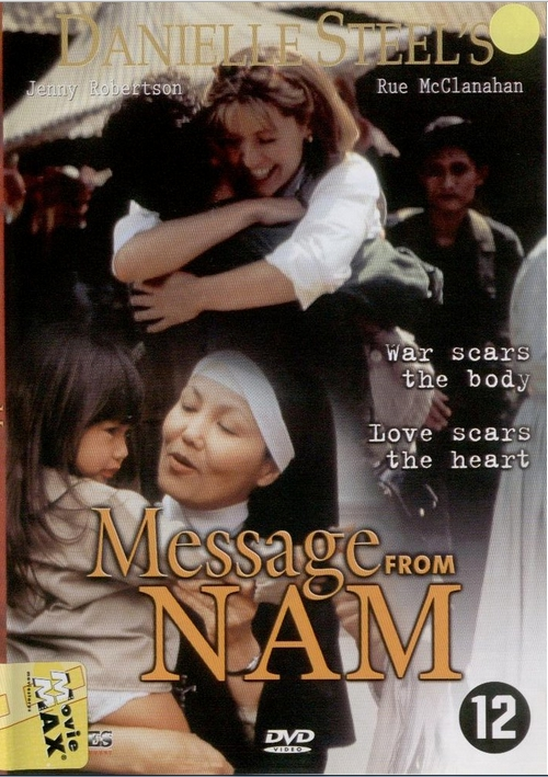 poster Message from Nam (1993)