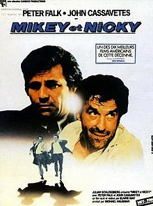 poster Mikey and Nicky (1976)