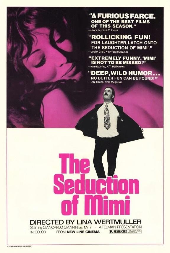poster Mimi metallurgico ferito nell'onore (1972)