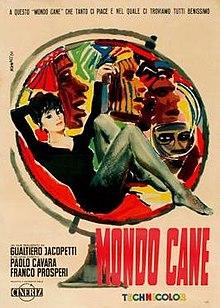 poster Mondo cane - A Dog's Life (1962)