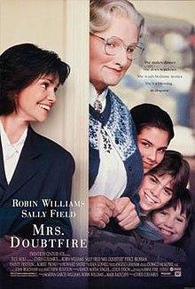 poster Mrs. Doubtfire (1993)