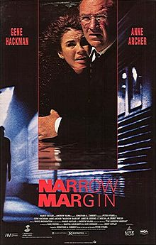 poster Narrow Margin (1990)