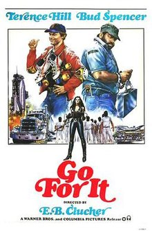 poster Nati con la camicia - Go for It (1983)