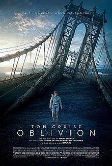 poster Oblivion (2013)